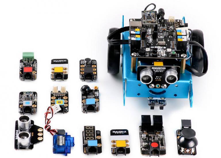 mbot-robot-capteurs-génération-robots