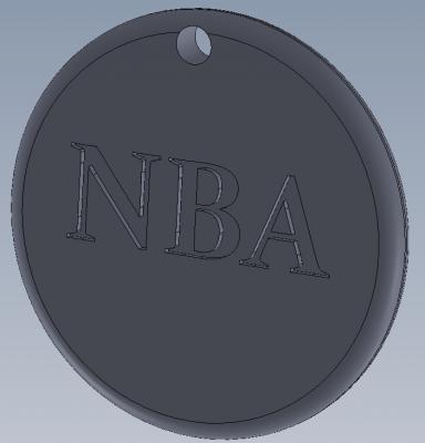 Porte-clés NBA