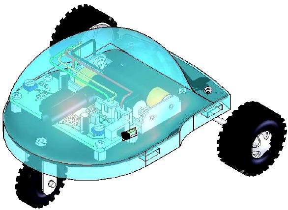 Rendu finale robot light 2